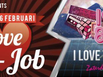 I love Sint-Job en 80's