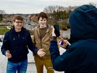 Roeland Ruelens en Frans Van Looveren kandidaat gemeenteraadsverkiezingen Brecht 2018