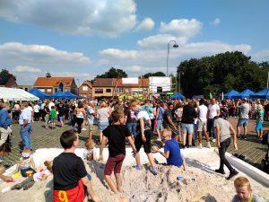 Sint-Job zomert verenigingen Festival Familial