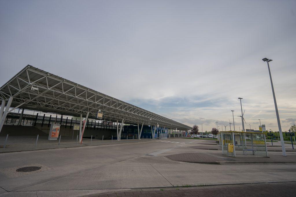 Parking station Noorderkempen (Brecht) betalend?