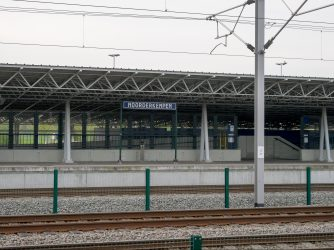 Station Noorderkempen Brecht